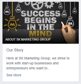 Our Story SK Marketing Group