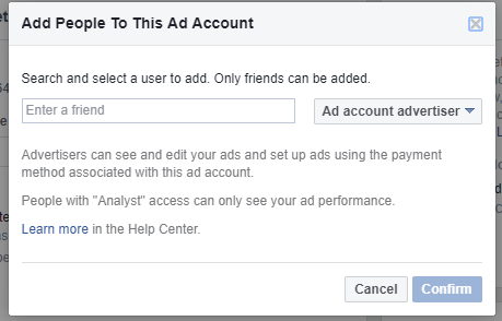 How To: Add An Account Role